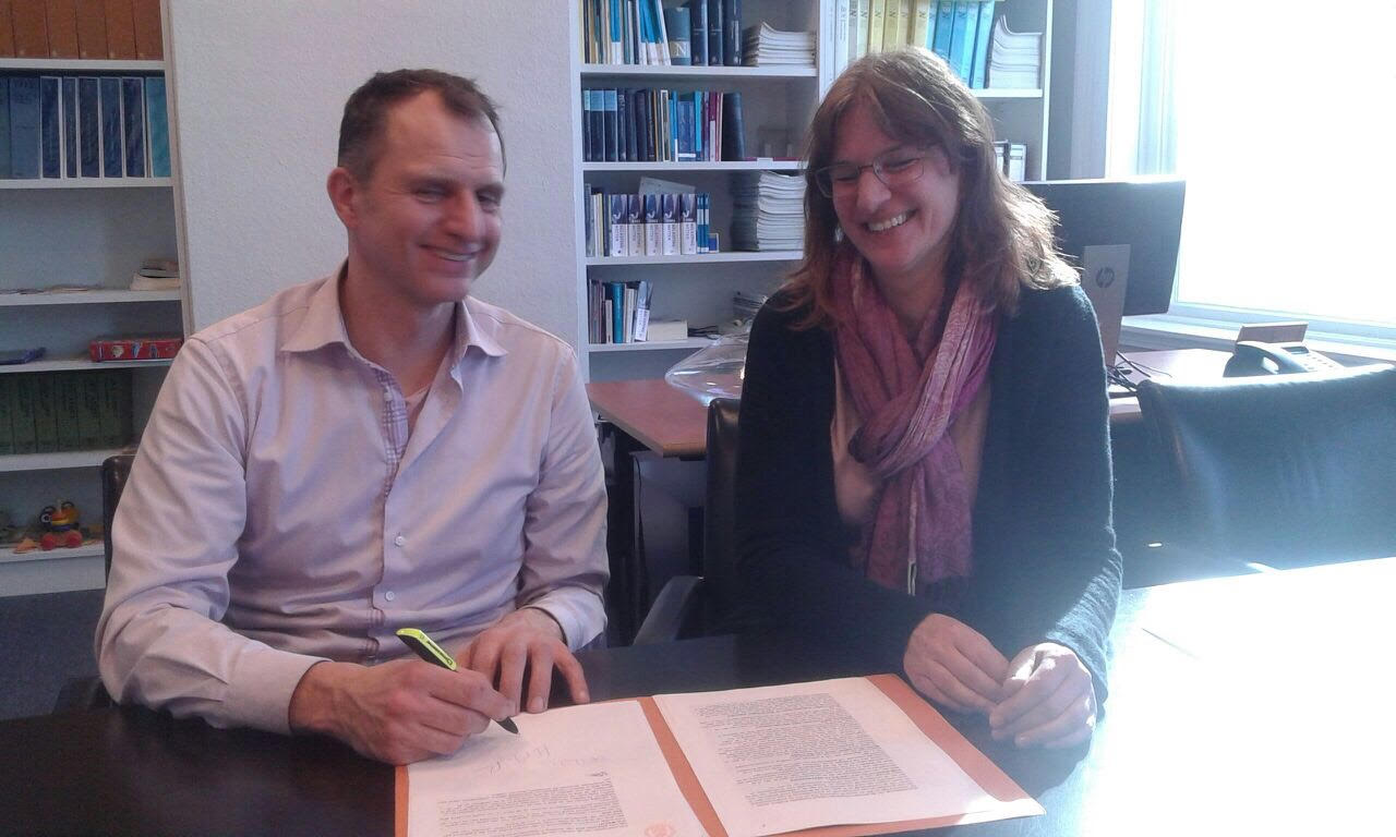 Arlette & Henk-Jan